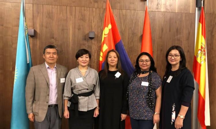 Отгонтэнгэр Их сургууль, Монгол Улсын Их сургууль Ерасмус Плас C3QA төслийн семинарт оролцлоо